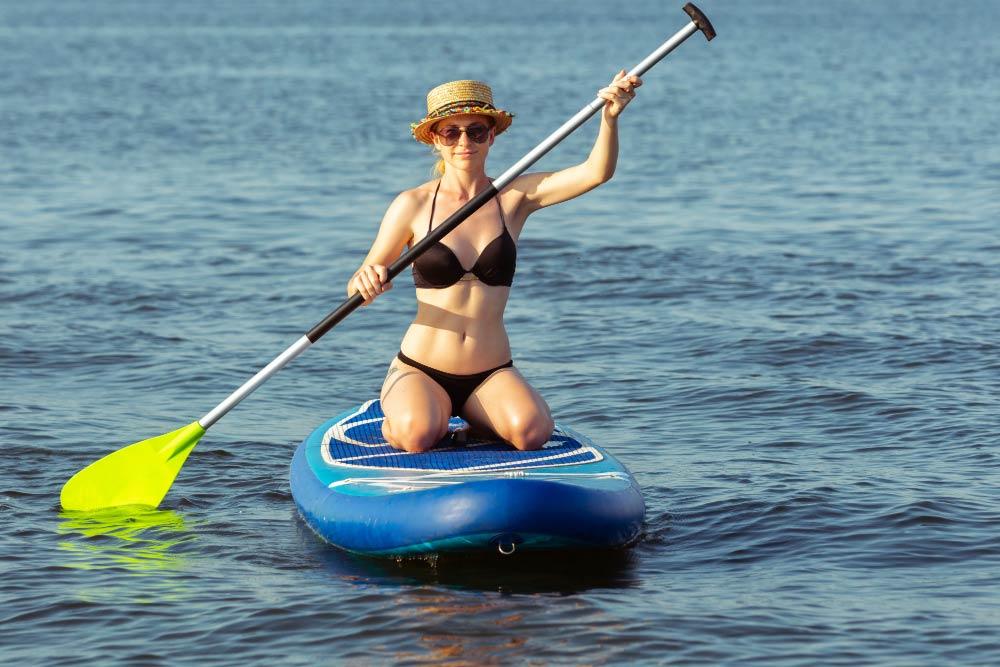 Stand Up Paddle ou SUP – Qu'est-ce que cela signifie ?