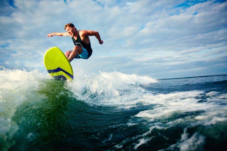 Quel est la figure la plus difficile à réaliser en surf ?